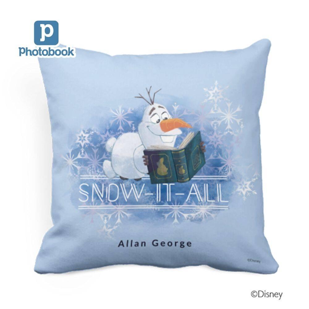 [e-Voucher] Photobook Disney Frozen II 16  x 16  Photo Pillow