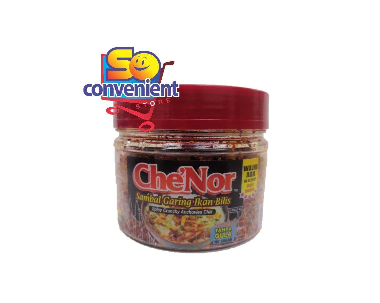 Che Nor Sambal Garing Ikan Bilis 150g