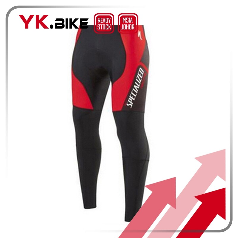 YKBIKE [LOCAL READY STOCK] Bicycle Bike Cycling Jersey Outdoor Long Sleeve Jersey Bike Team Long Pant MTB Clothes Bicycle Wear APL63
