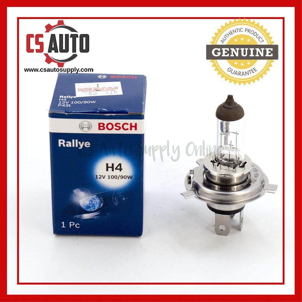 Bosch H4 12V 100/90W Halogen Bulb 3pin for Car Head Lamp 100% original