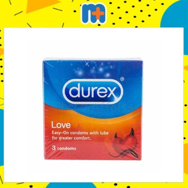 [MPLUS] DUREX LOVE EASY ON 3S