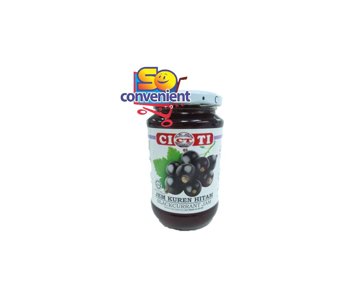 Citi Jam Black Currant 450g