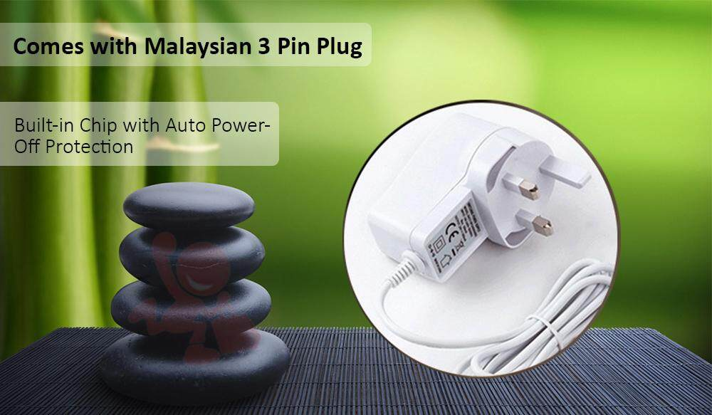 Ultrasonic Mini LED USB Essential Oil Humidifier Aromatherapy Aroma Diffuser Fresheners . Ready Stock