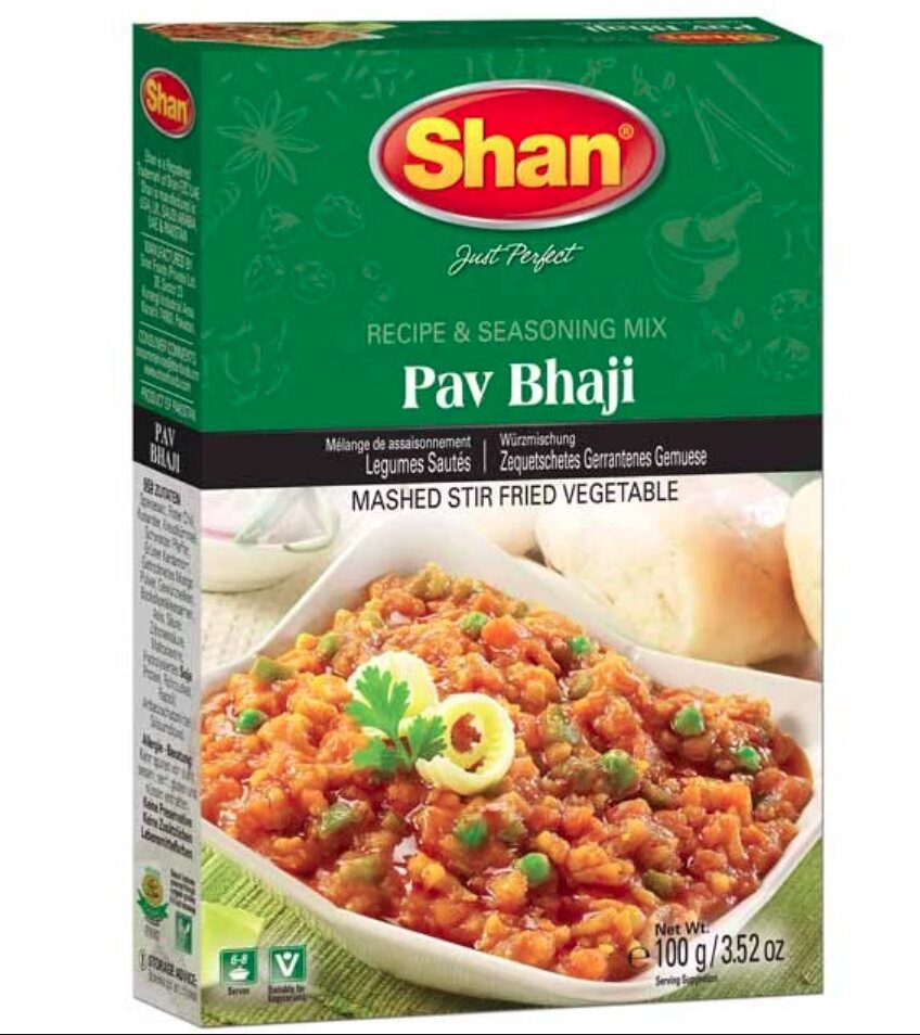 SHAN PAV BHAJI MASALA 50 GM