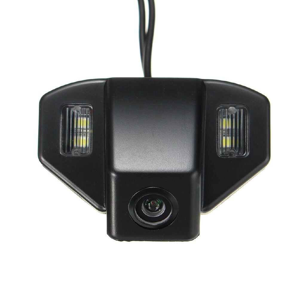 Vehicle GPS - 170 CCD Car Rear View Camera BackUp Night Vision For Honda CRV Fit Jazz Odyssey - Car Electronics