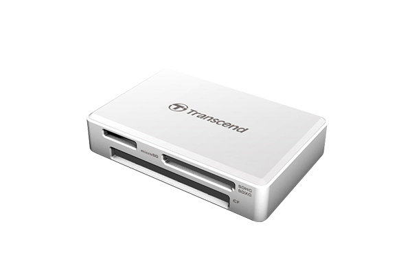 Transcend RDF8 Usb 3.1 Type-A Card Reader