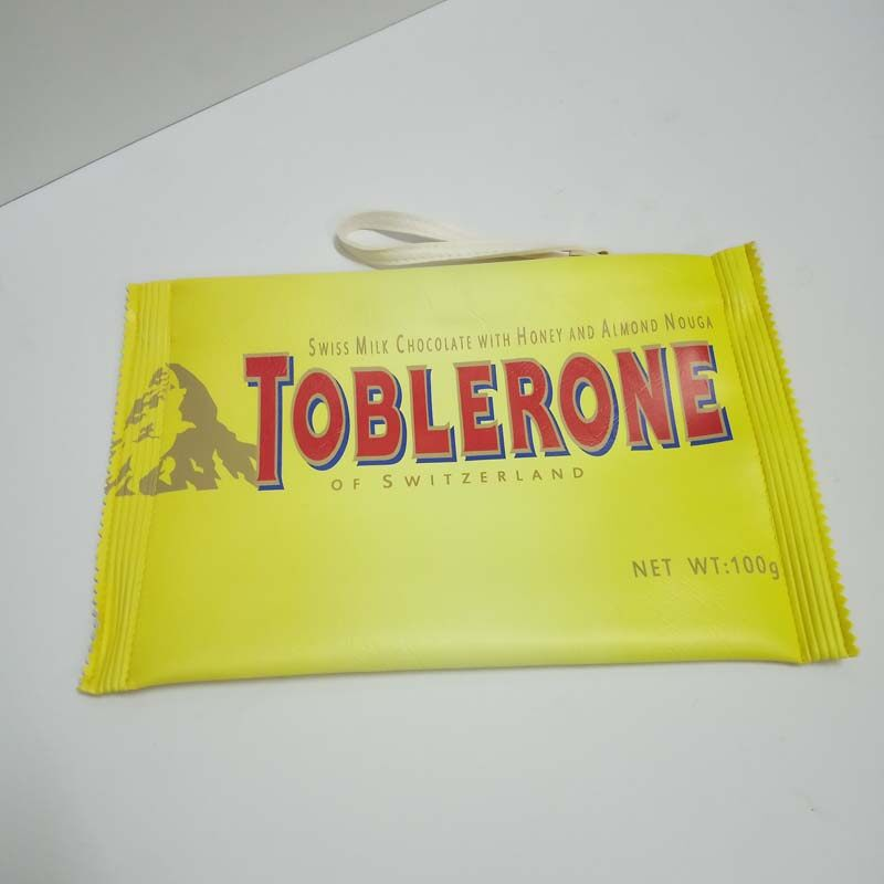 TOBLERONE Rubber Foam Design Bag