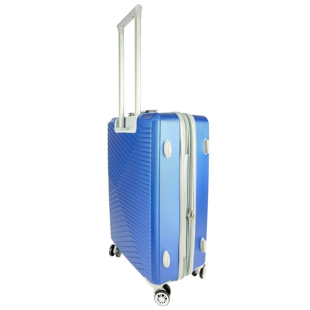 POLY CLUB ABS TROLLEY CASE-BLUE/20