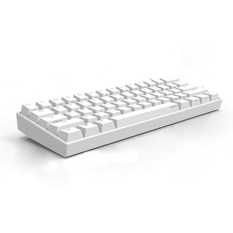 Gaming Keyboards - ORIGINAL Obins Anne Pro 2 4.0 RGB Kailh BOX Switch Mechanical Gaming Keyboard - WHITE-BROWN GATERON / BLACK-RED GATERON / WHITE-WHITE GATERON / BLACK-WHITE GATERON / WHITE-RED GATERON / BLACK-BROWN GATERON