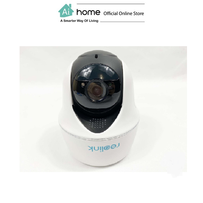 REOLINK Argus PT 1080P Pan & Tillt 2.4Ghz Smart [ WiFi CCTV ] Camera (White) with 2 Year Malaysia Warranty [ Ai Home ]