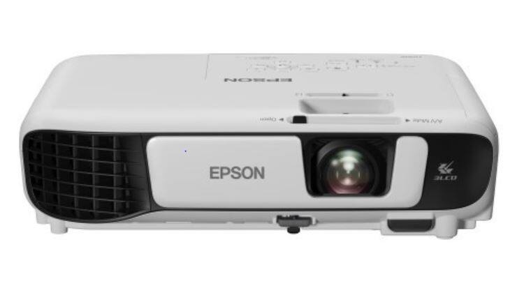 Epson Projector EB-X41 with XGA Resolution (1024 x 768), 3600 Lumens, 12000 Hours Lamp Life in Eco Mode