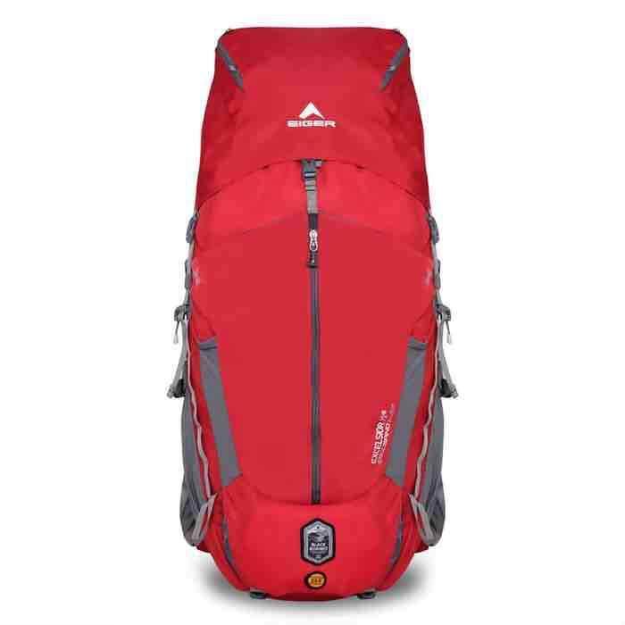 Eiger Excelsior Borneo Rucksack - Red