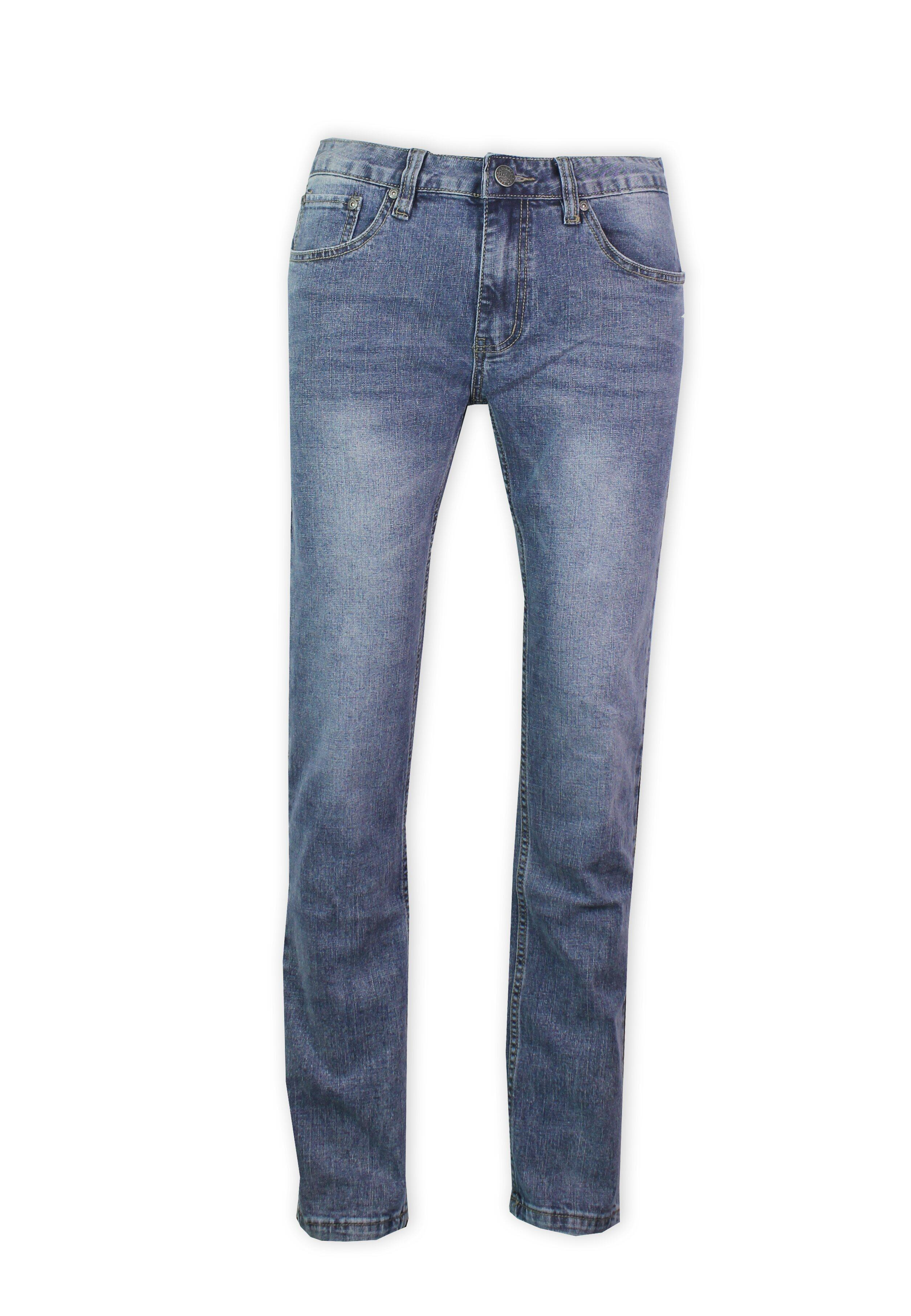 Exhaust Stretch Skinny Fit Jeans 991