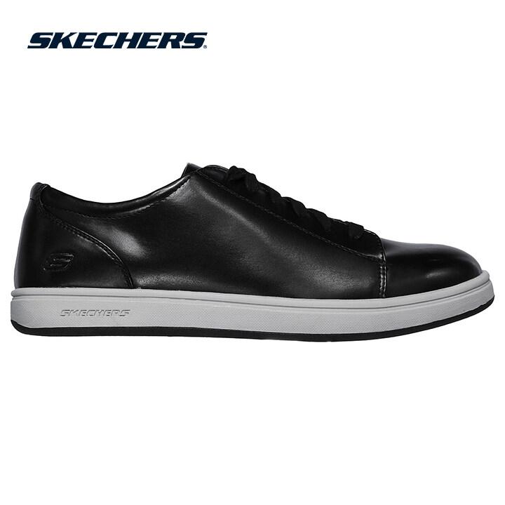 Skechers Pelego Men Lifestyle Shoe - 65813-BLK
