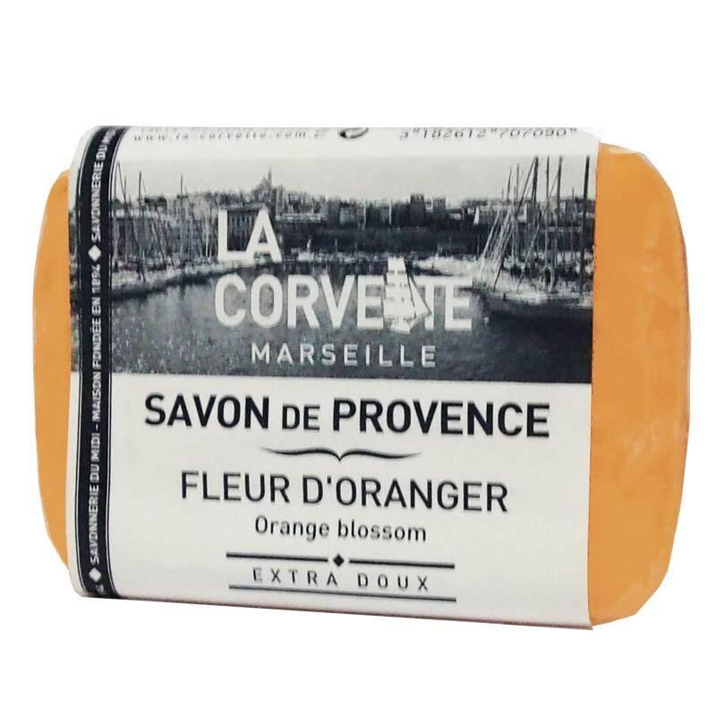La Corvette Savon de Provence Orange Blossom 100g