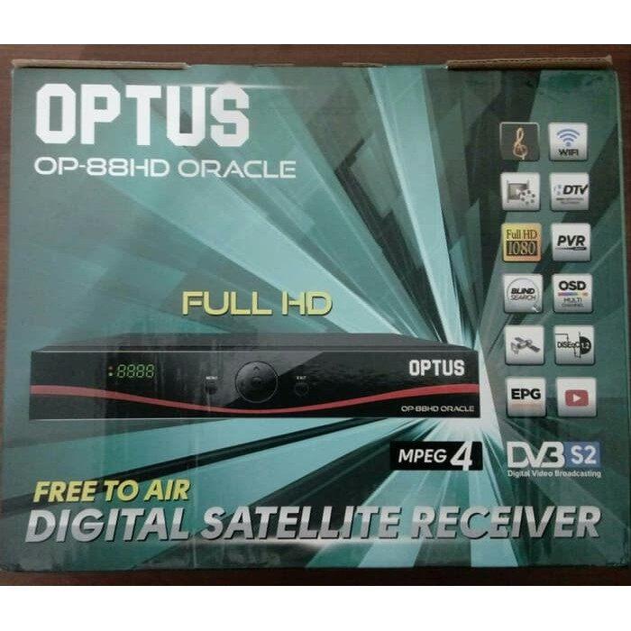 Optus OP-88 HD Ninmedia recommendation STB