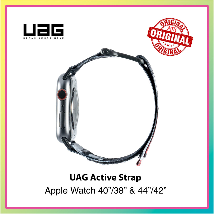 UAG Active Strap for Apple Watch 40mm/38mm & 44mm / 42mm * Sport * Watch Band * Strength * Style