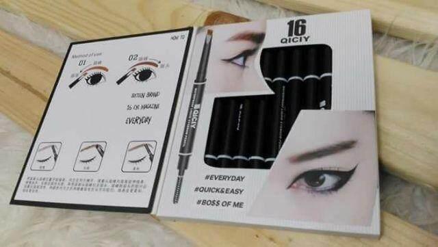 FREE GIFTEyebrow Pencil Twist With Brush