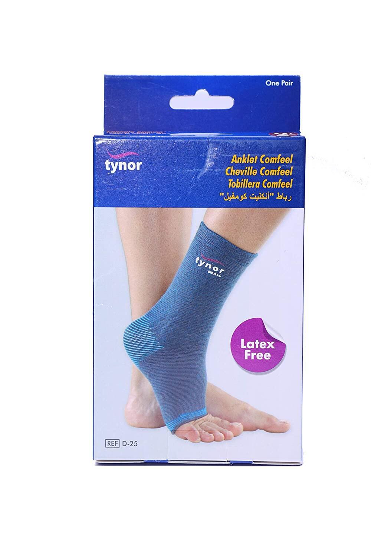 Tynor Anklet Comfeel 1 pair