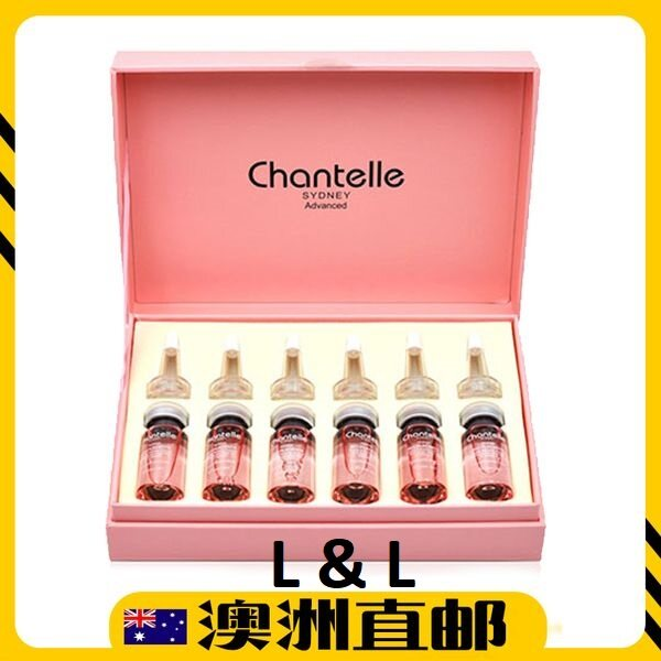 [Pre Order] Chantelle Sydney PINK Chantelle Bio‐Placenta Advanced ( 6 in 1 ) 10ml (Made In Australia)