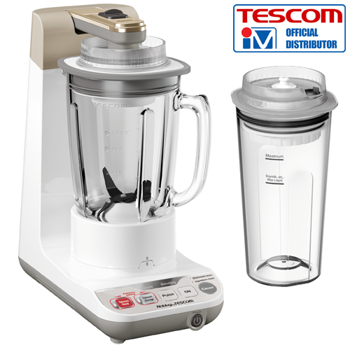TESCOM Vacuum Blender TMV1500SEA