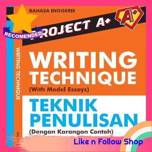 Project A+: English Writing Technique Teknik Penulisan PT3 PMR & SPM NEW 2020 Edition (Ready Stock)