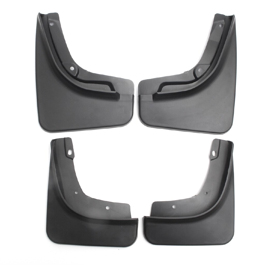 Floor Mats - Car Protected Splash Guards Auto Front Rear Mud Flaps Mudflaps Fenders - Car Accessories