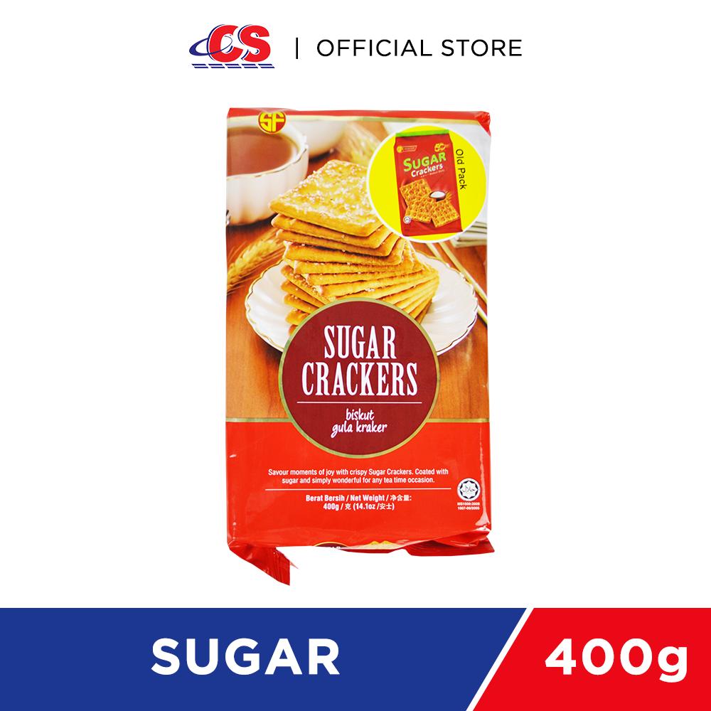 SHOON FATT Sugar Crackers 400g