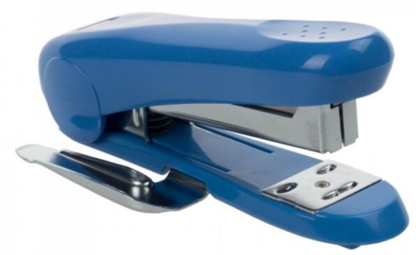 MAX Stapler HD-88R (rounded handle) Blue