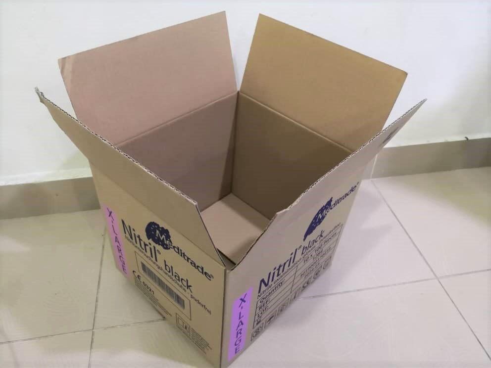 10pcs Printed Carton Boxes (L285 X W260 X H247mm)