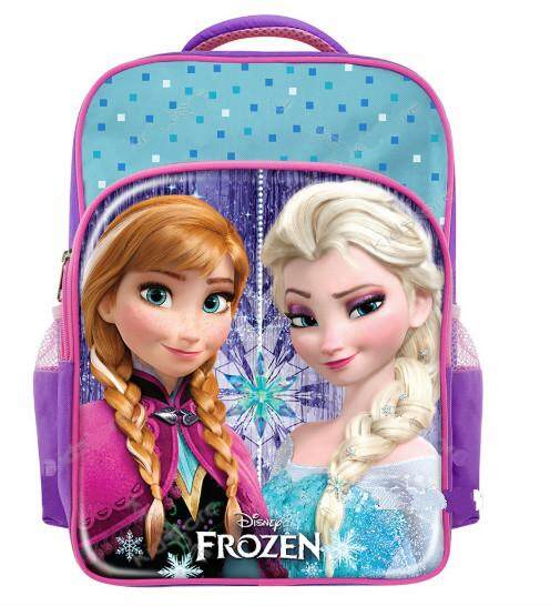 Disney Frozen Aglow Pre School Bag (New Arrival)