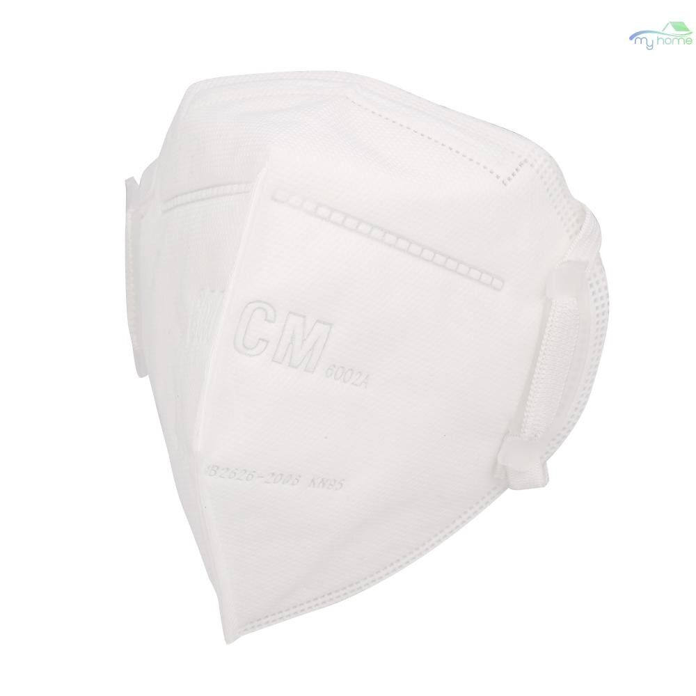 Protective Clothing & Equipment - CM 10 PIECE(s)/lot Dust Masks Vertical Folding Nonwoven Anti-particles Anti-Dust Breathable Mask - 02 / 01