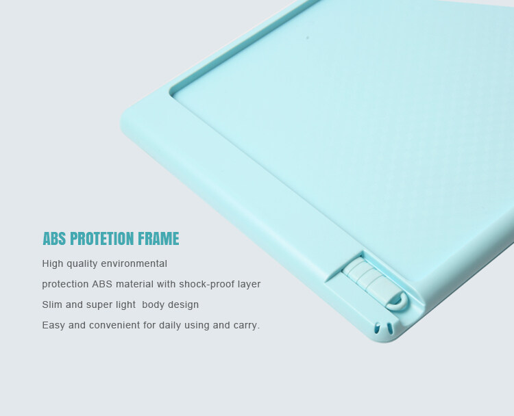 LED Drawing Tablet LCD Writing Tablet Electronics Graphic Tablet Drawing Pad Ultra Thin Portable Han