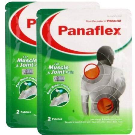PANAFLEX PAIN RELIEF PATCH 2SX2