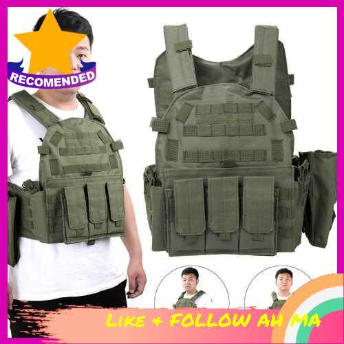 Best Selling Running Exercise Weight Vest Fitness Tool Boxing Training Equipment Sports Loading Weight Vest 10kg / 22.0lb (Army Green)