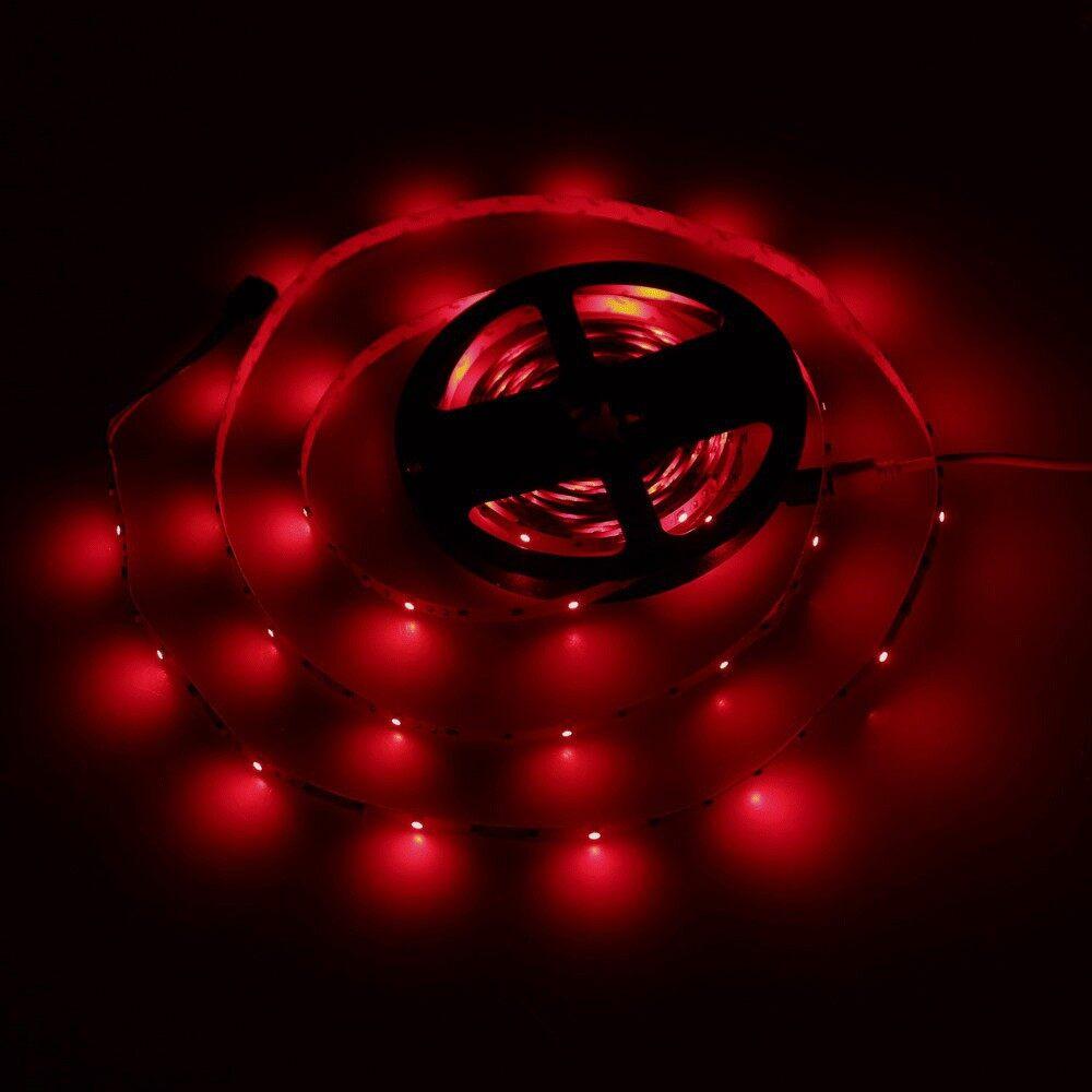 Lighting - LED RGB Strip Light SMD 3528 Flexible Light 60LEDs/m 5m/lot 12V for Bar Hotel Restaurant - #