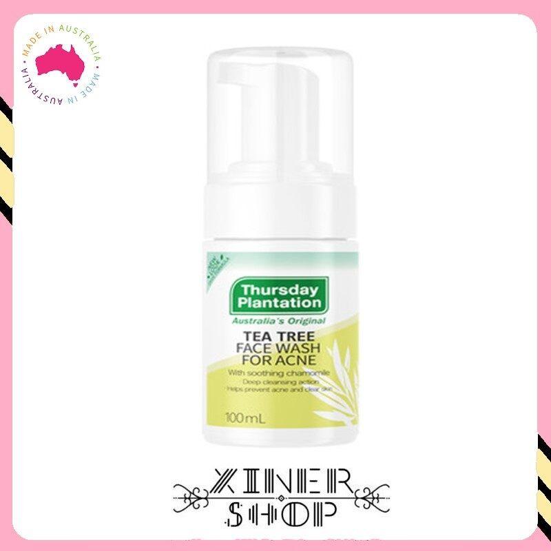 [Pre Order] Thursday Plantation Tea Tree Acne Face Wash ( 100ml ) (Made In Australia)