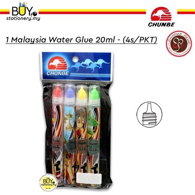 Chunbe 1 Malaysia Water Glue 20ml - (4s/PCS)