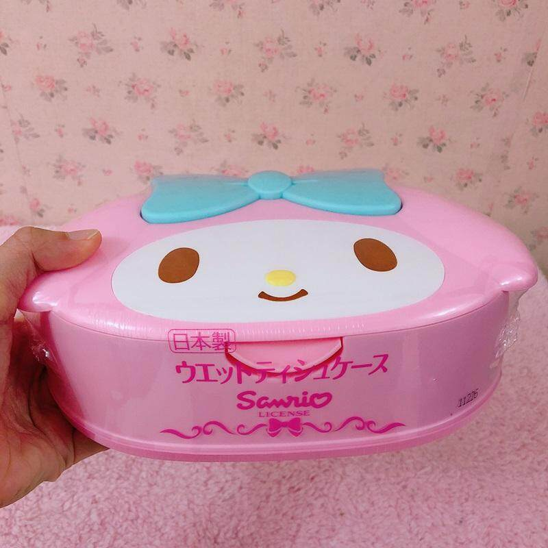 Hello Kitty My Melody Wet Tissue Box Set