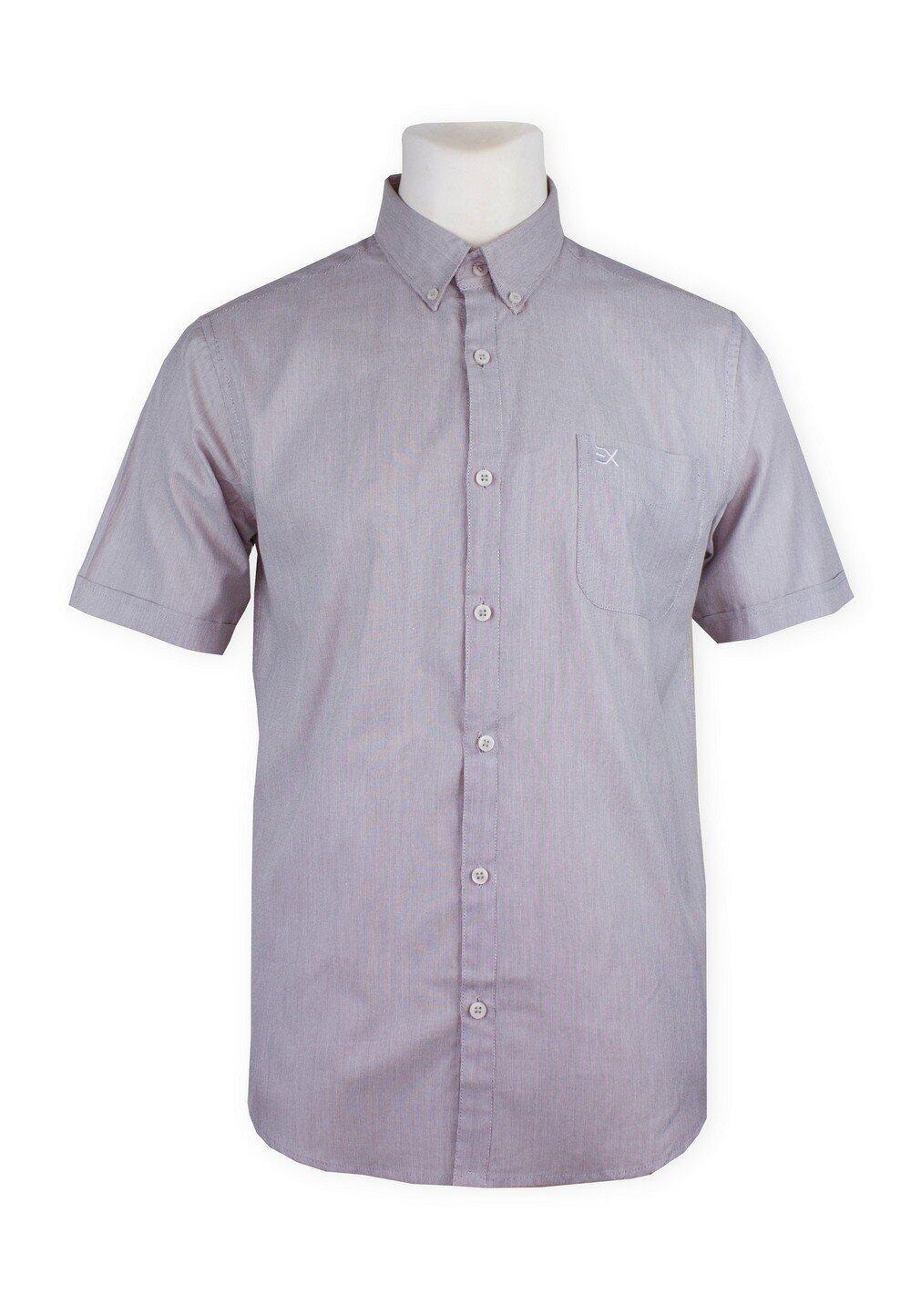 Exhaust Men Short Sleeve Shirt 979