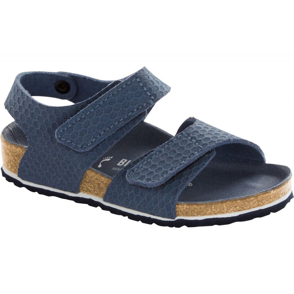 Birkenstock Palu Kids 1012642-Hexagon Tech Blue
