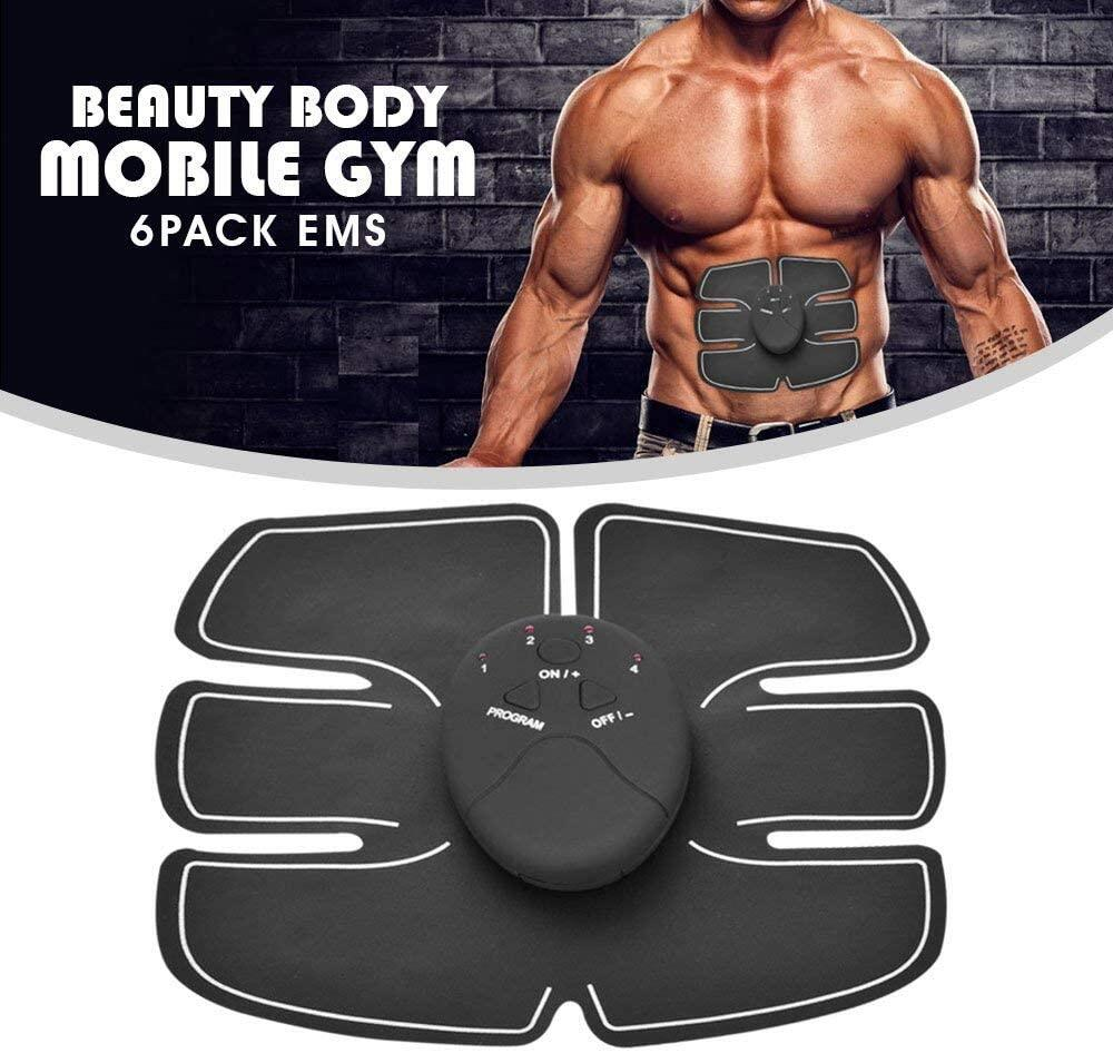 beauty body mobile gym 6 packs EMS