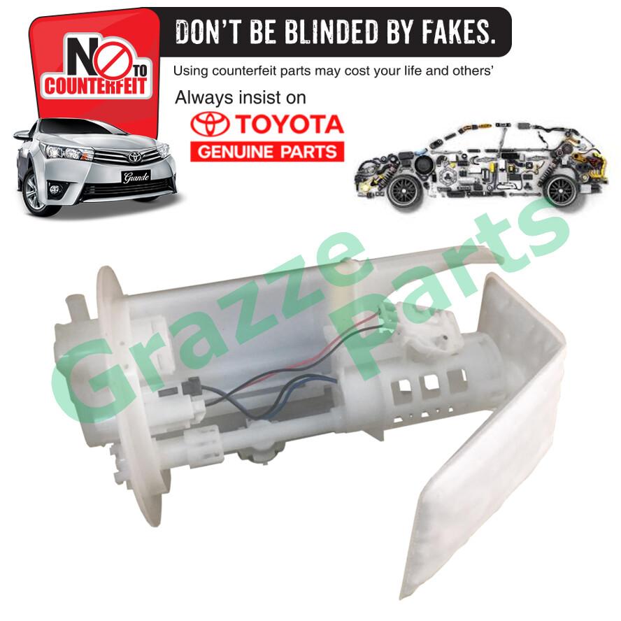 Toyota Original Electric Fuel Pump Assembly 77020-0D190 Toyota Vios NCP150 NSP151