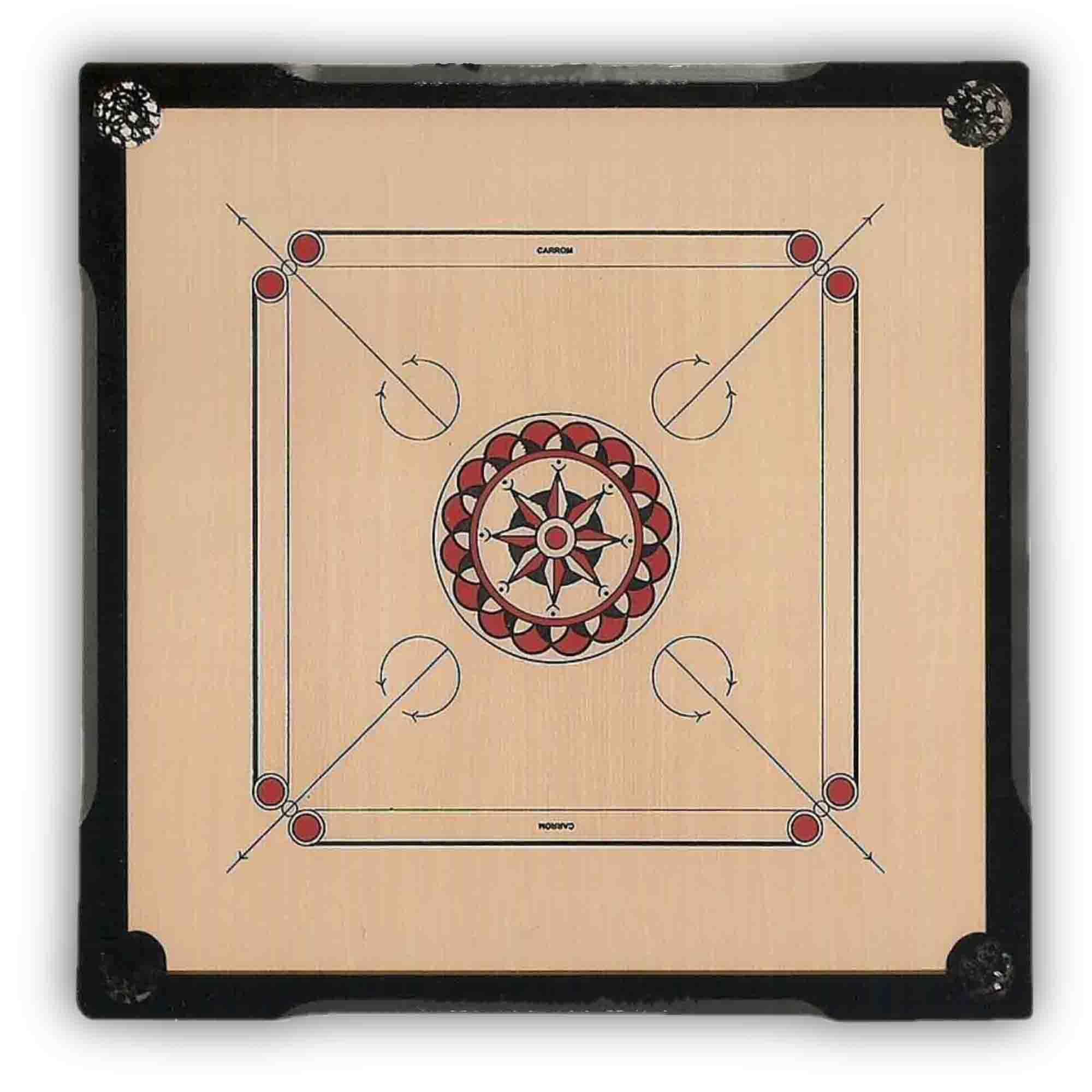 Carrom Board (Frame Size:835 X 835 X 35mm)