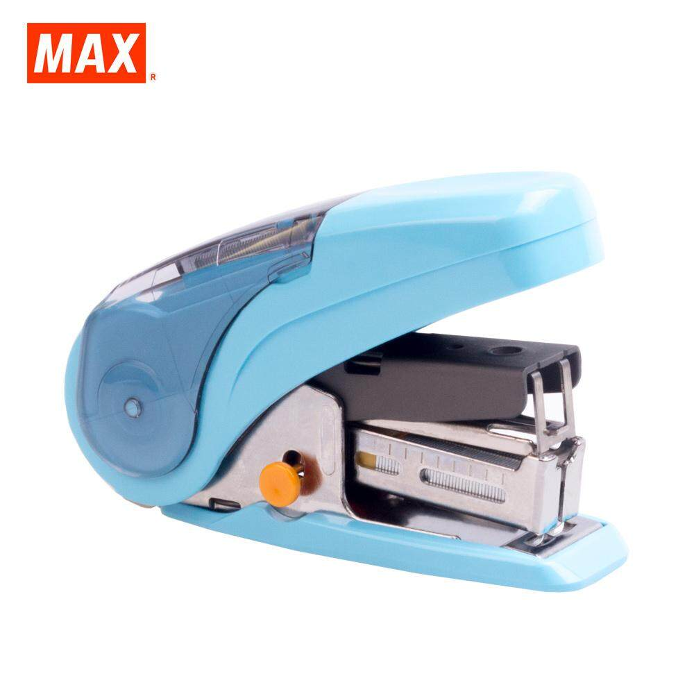 MAX HD-10NLCK Stapler (SAKURI KIDS) (BLUE)