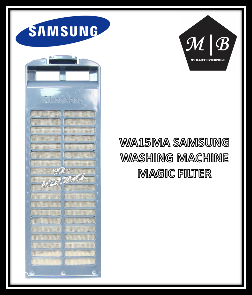 {1 PCS} SAMSUNG/SINGER WASHING MACHINE MAGIC FILTER WA15MA WA11RA WA91V3 WA15P9 WT5313