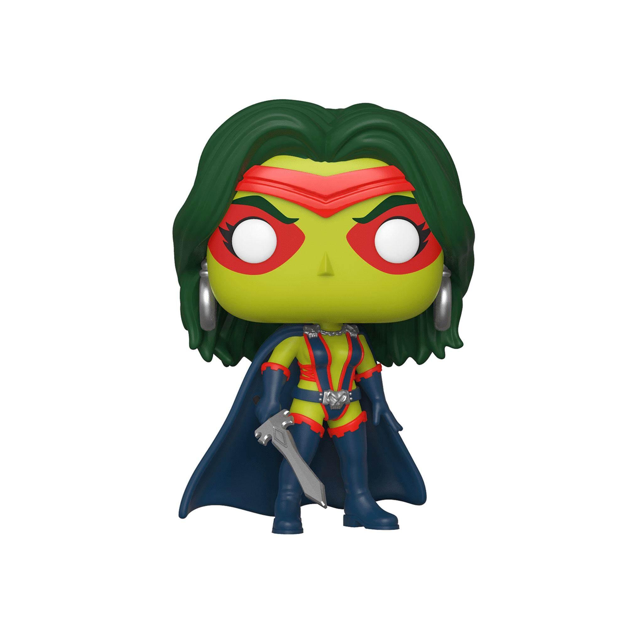 Funko Pop ! Marvel : Guardians Of The Galaxy - Gamora Classic [Sdcc 2019]