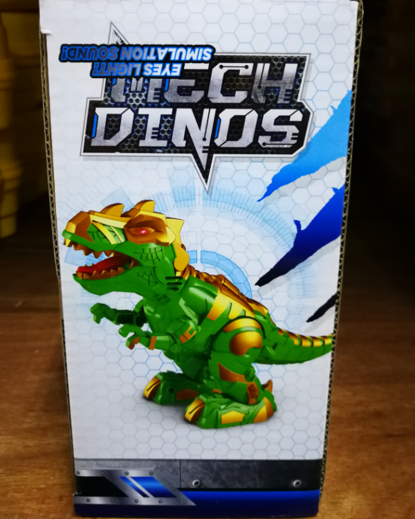 Mech Dinos The Dinosaurs Of The Mechanical Age Toys Set For Kids