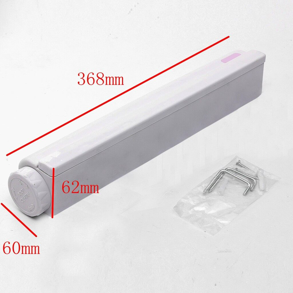 Car Lights - 18M Wall Mounted Indoor Washing Clothes Laundry 5 line Airer Dryer Retractable - Replacement Parts