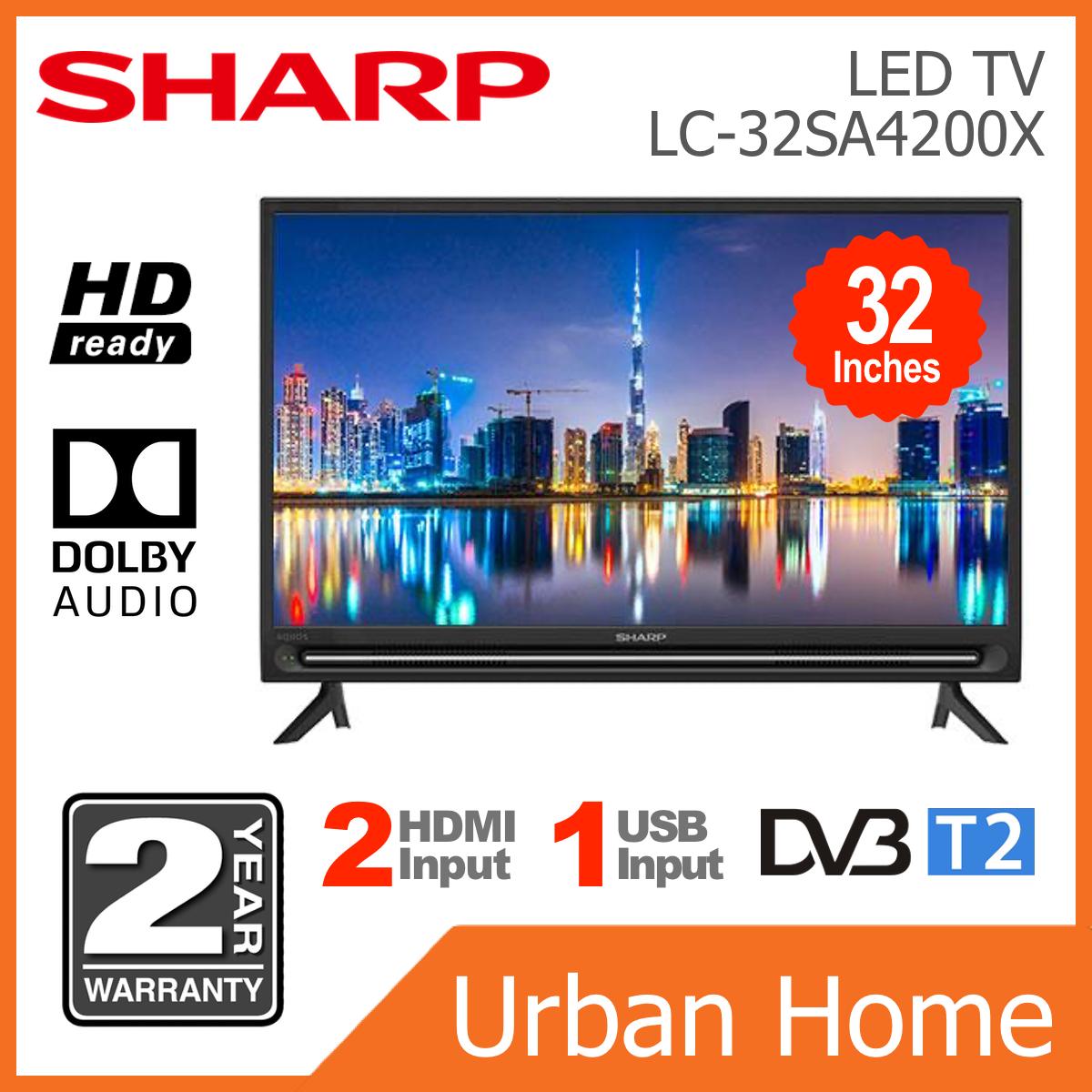 """SHARP 32"""" HD Ready LED TV ( LC-32SA4200X/LC32SA4200X)"""